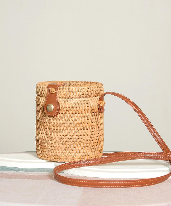 Malin Woven Bag