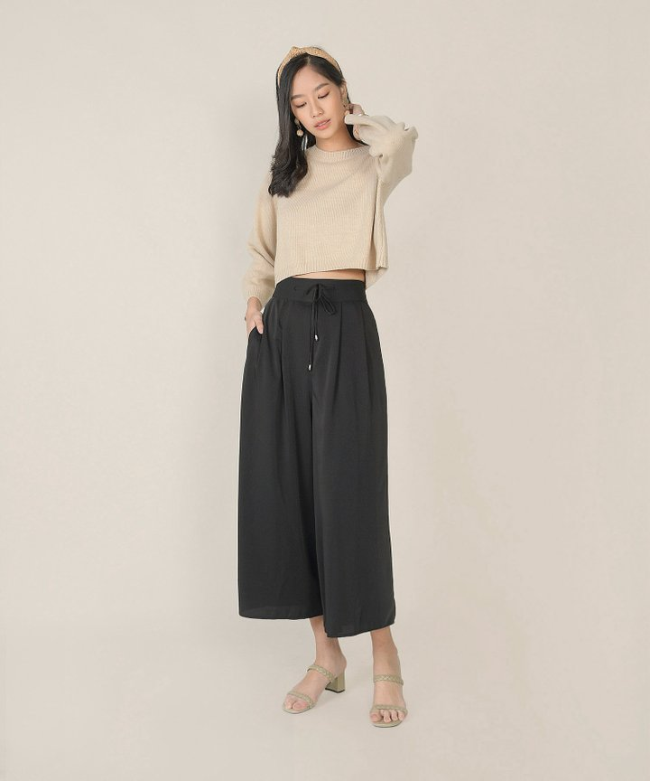 Zeisel Knit Sweater - Beige (Backorder)