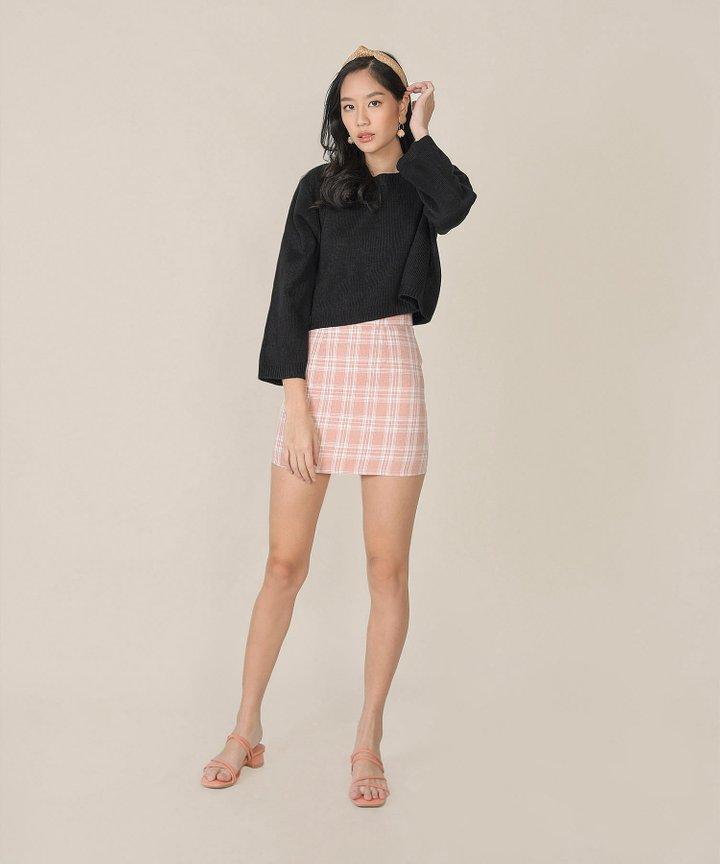 Zeisel Knit Sweater - Black