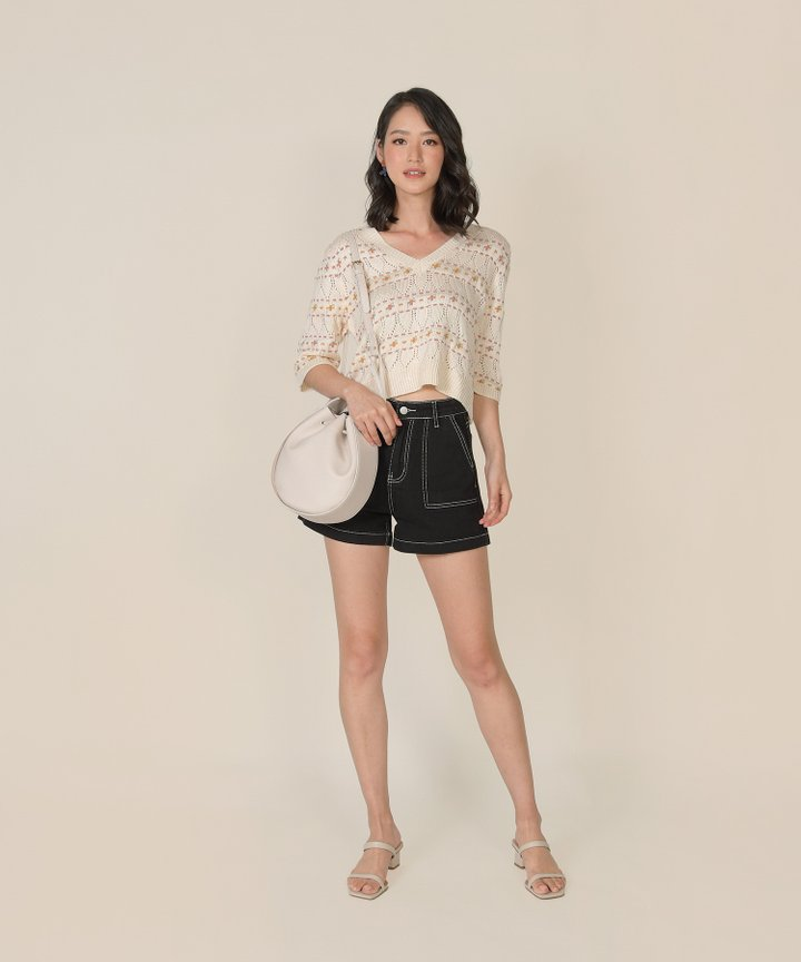 Caspian Denim Shorts