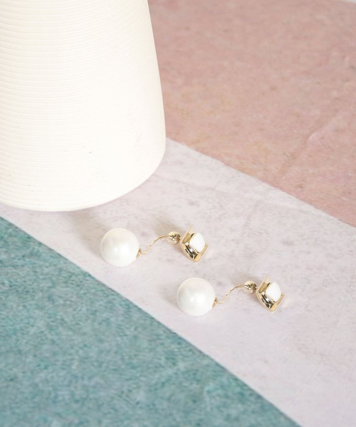 Ossining Pearl Earrings