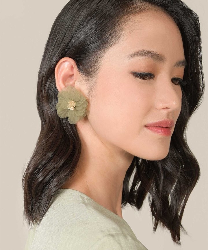Ado Floral Earrings