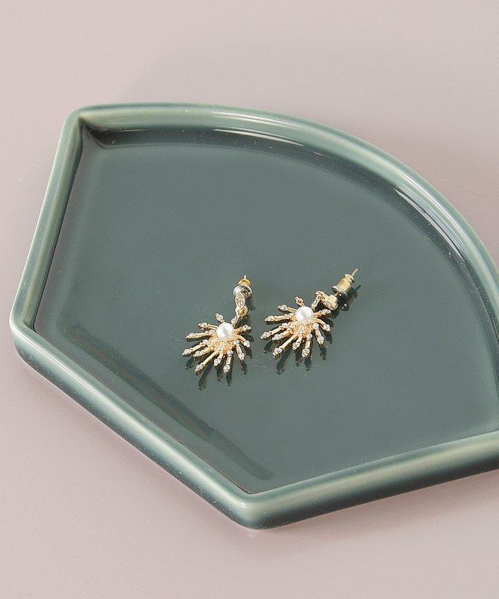 Canarsie Embellished Earrings