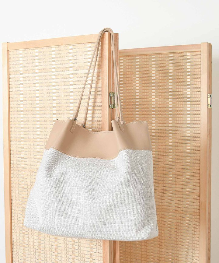 Paulette Tote Bag (Backorder)