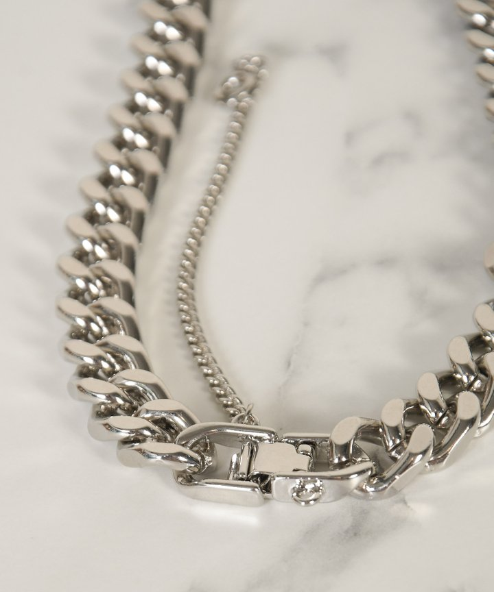 Polina Chain Necklace (Backorder)